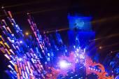 Krakow during the celebration — Stok fotoğraf