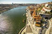 Vista del río Duero — Foto de Stock