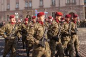 National Independence Day an Republic of Poland — Stock Photo