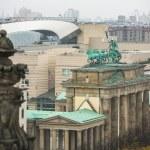 View of the Brandenburg Gate — Stock Photo #69321661