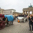 View of the Brandenburg Gate — Stock Photo #69322045