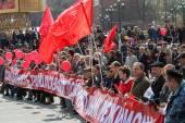 Giorno di maggio di Russia — Foto Stock