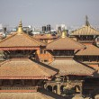 View of the Patan Durbar Square. — Stock Photo #71720733