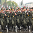 Military parade for the Greece Independence Day — Stock Photo #72958211