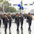 Military parade for the Greece Independence Day — Stock Photo #73195767