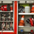 Fire and rescue Equipment — Stock Photo #73198447