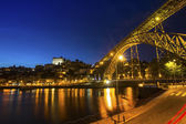 View of the historic city of Porto — Stock Photo