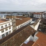 Port of Ponta Delgada in Azores — Stock Photo #75914667