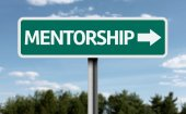 Creative sign with the text - Mentorship — Stock Photo