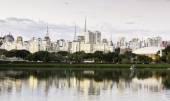 Sao Paulo Skyline, Brazil — Stock Photo