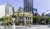 Opera House (Teatro Municipal) in Rio de Janeiro, Brazil - Latin America — Stock Photo