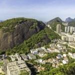 Aerial view of Rio de Janeiro, Brazil — Stock Photo #54706647
