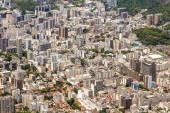 Buildings in Rio de Janeiro, Brazil, Latin America — Стоковое фото