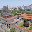 Aerial view of Sao Paulo city in a beautiful day — Stock Video #55989507