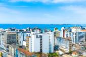 Aerial view of Salvador in Bahia, Brazil — Stock Photo