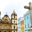 Church of St. Francis of Assisi in Salvador, Bahia, Brazil — Stock Photo #58747381