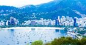 Aerial view of Rio de Janeiro, Brazil. — Stock Photo