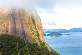 The Sugarloaf Mountain in Rio de Janeiro, Brazil — Stock Photo