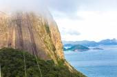 The Sugarloaf Mountain in Rio de Janeiro, Brazil — Fotografia Stock