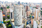 The Sao Paulo city in South America, Brazil — Stock Photo