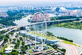 Singapore in Asia — Stock Photo