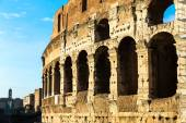 The Colosseum in Rome, Italy. — Stock Photo