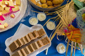 Table of brazilian festa junina — Foto Stock