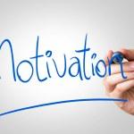 Motivation hand writing — Stock Photo #62885889