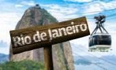 Rio De Janeiro in Brasilien — Stockfoto