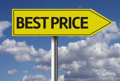 Best Price Creative sign — Stockfoto