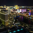 Постер, плакат: Las Vegas Strip hotels