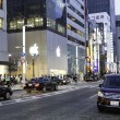 Apple store in Ginza in Tokyo — Stock Photo #63649453