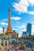 巴黎拉斯维加斯酒店和赌场 — 图库照片