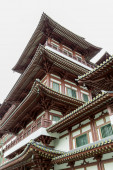 Buddha Tooth Relic Temple — Stock Photo
