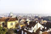 Panoráma Prahy — Stock fotografie