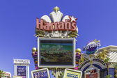 Signieren des Harrah's Hotel and Casino — Stockfoto