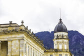 Congress Building in Bogota — Stock Photo