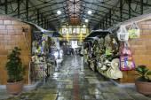 The famous Mercado Municipal Adolfo Lisboa — Stock Photo