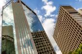 Buildings in Paulista Avenue in Sao Paulo — Stock Photo