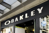 Oakley exterior store in Sydney — Stock Photo