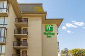 Holiday Inn Hotel in San Francisco — Stock Photo