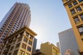 Skyskrapor i san francisco — Stockfoto