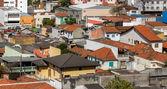Houses in Sao Paulo — Stock Photo