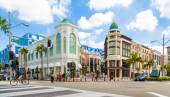Rodeo Drive in Beverly Hills — Stock Photo