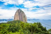 The Sugarloaf Mountain in Rio de Janeiro, Brazil — 图库照片
