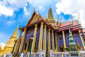 Royal Grand Palace in Bangkok, Asia Thailand — Stock Photo