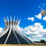 Cathedral of Brasilia, Brazil. — Stock Photo #69869257