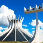 Cathedral of Brasilia, Brazil. — Stock Photo #69869273