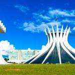 Cathedral of Brasilia, Brazil. — Stock Photo #70161615