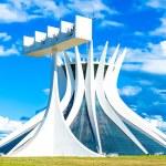 Cathedral of Brasilia, Brazil. — Stock Photo #70161633